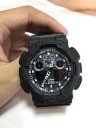 6f85b1b2684 Relógio G-shock NOVO (aceito cartão)