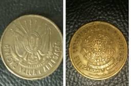 Moeda Medalha