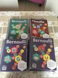 Vendo coleção Bernoulli