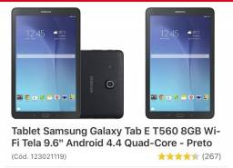 Procuro peças tablet Samsung tab E t560
