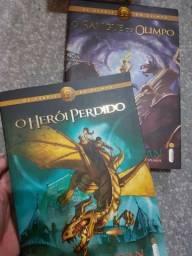 Livros Percy Jackson Os Heróis do Olimpo