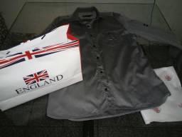 Camisa England.