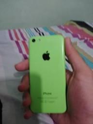 Troco IPHONE 5C