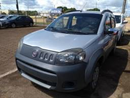 FIAT  UNO 1.0 EVO WAY 8V FLEX 4P MANUAL 2011 - 2012