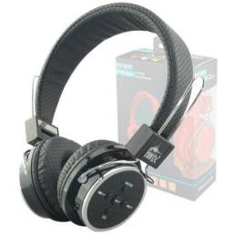 Fone de Ouvido Favix B560 Bluetooth Sem Fio com Rádio FM