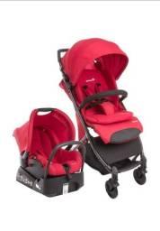 Carrinho de bebê travel system airway safety 1st