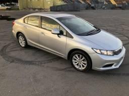 Civic LXS automático 15/15 1.8 FLEX - 2015