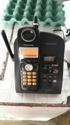 Telefone secretaria eletronica panassonic