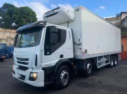 Caminhão Iveco Bi-truck 14/14 Baú Frigorífico