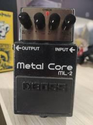 Pedal Boss Metal Core ML2