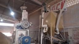 Industria de pellets de madeira