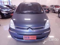 XSARA PICASSO 2007/2008 2.0 I EXCLUSIVE 16V GASOLINA 4P AUTOMÁTICO