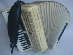 Acordeon 120 baixos settimio soprani polifônica relíquia linda