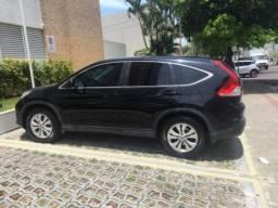 CR-V 2012 LX Preta Aut - 2012