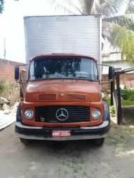 Mercedes baú 1113 ano 79