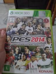 Jogos Xbox 360 - PES 2014- 2015 - 2017 comprar usado  Belo Horizonte