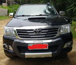 Toyota Hilux Cabine Dupla - 2015