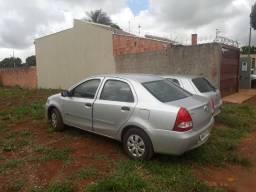 Veículo etios - 2012