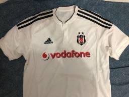 Título do anúncio: Camisa Adidas Besiktas 2016/17 Home - Tamanho M