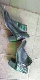 Sapatos botas galocha femininos