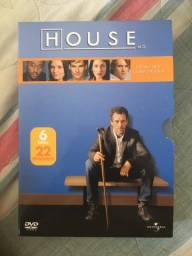 DVD House 1ª Temporada