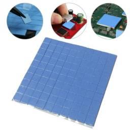 Thermal Pad Silicone Dissipador Calor Térmico 10mm X 10mm X 0,5mm Ps4 Xbox One Series X
