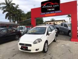 Fiat Punto Attractive 1.4 2012 Flex Valor Abaixo da Fipe Financia 100% Aceito Trocas