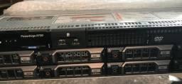 Servidor Dell Power edge R730 (semi-novo) (completo) Leia a descrição!!