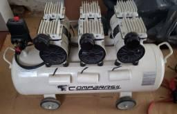 Compressor sem óleo