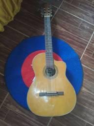 Vendo violão gianini eletro acústico