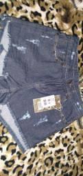 Chorts jeans novo
