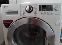 Máquina de lavar LG Lava e Seca 8.5kg - 220v