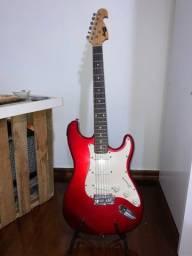 Título do anúncio: Guitarra Memphis MG32 e amplificador
