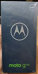 Lançamento: Smartphone Moto G100, 256gb, lacrado, na caixa
