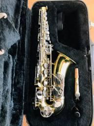 Saxofone Mib Seminovo