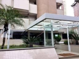 Título do anúncio: Apartamento no Ed. Porto Seguro, com suíte, 2 quartos, sala com sacada - no Centro - Permu