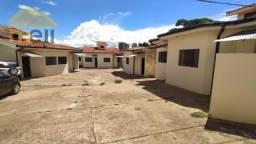 Casa com 2 dormitórios para alugar, 25 m² por R$ 690,00/mês - Vila Santa Helena - Presiden