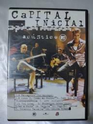 DVD Capital Inicial Acústico