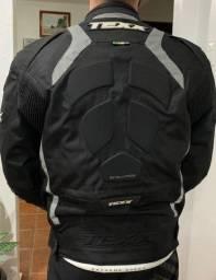 Título do anúncio: Jaqueta motoqueiro texx kraken 100% impermeável - Tam M