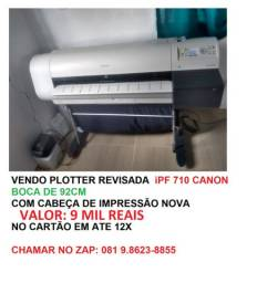 impressora ploter canon ipf 710