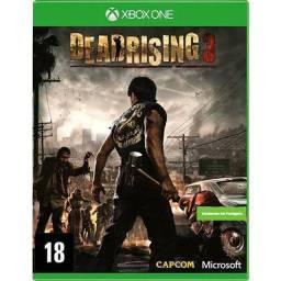 Deadrising 3 Xbox one semi novo.