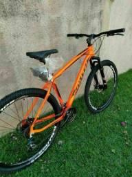 Título do anúncio: Vendo bicicletas aro 29 alumínio 21 marchas todas novas e com nota! Ótima qualidade
