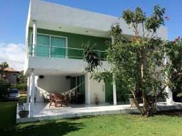 Casa em Cond. em Aldeia 5 Suítes + Escritório 248m²