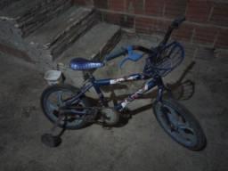 Título do anúncio: Bicicleta Aro16 R$85