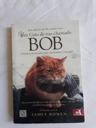 Livro O Gato de Rua Chamado BOB. Novo. Entrego.