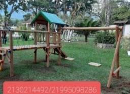 Título do anúncio: S4 Playgrounds guapimirim