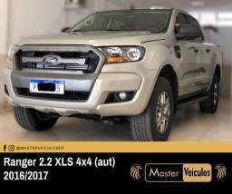 Ranger 2.2 XLS 4x4 Diesel (aut) revisões na concessionária 2021 pago