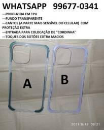 Título do anúncio: capinha anti impacto__iphone 12 pró 6.7__importada__luxo e proteção__imperdível__