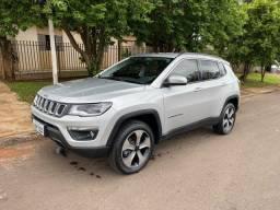 Título do anúncio: Jeep Compass 4x4 Diesel Longitude c/30.000 km 2018