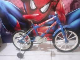 Título do anúncio: Bicicleta infantil para dos 4 aos 7